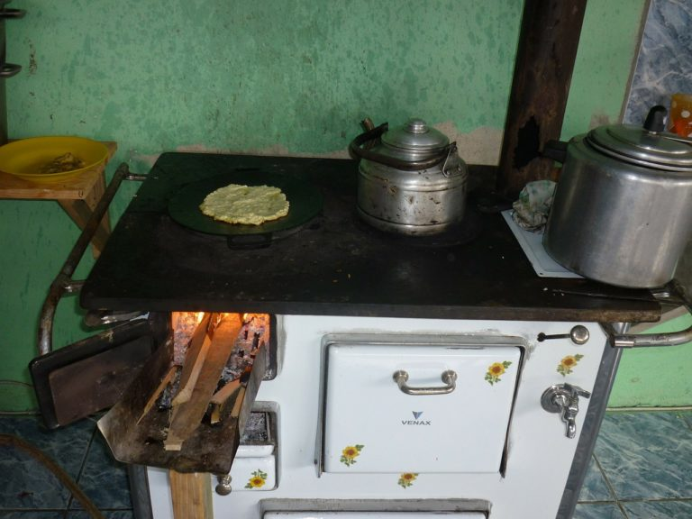 unvented stove
